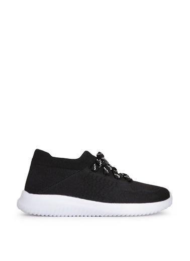 Sole Sisters Spor Ayakkabı Siyah - Mankell Siyah